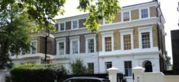 Amy Winehouse : Sa maison mise aux enchères