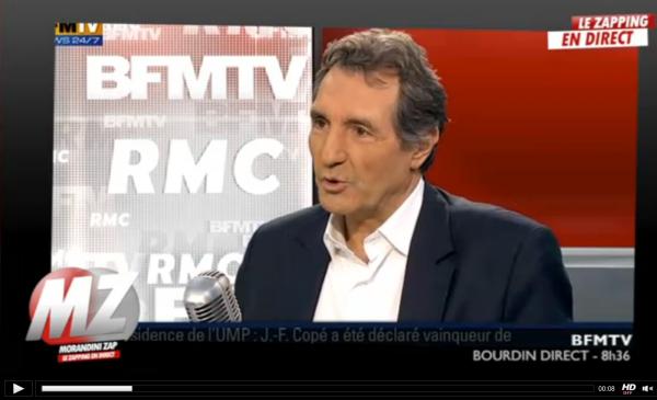 Jean-Jacques Bourdin: Il clash Valérie Pécresse  en direct sur RMC/BFMTV