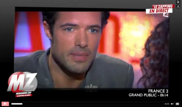 """( Vidéo) Nicolas Bedos: """"Je déteste la cocaïne"""""""