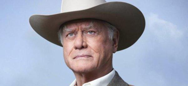 """Adieu J.R: Larry Hagman, le héro de la série """"Dallas"""" est mort"""