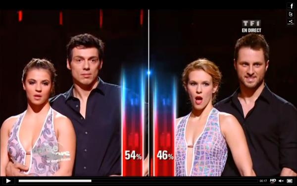 Danse Avec Les Stars 3: Revivez l'élimination de Lorie en vidéo
