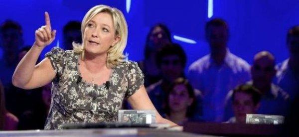 """Marine Le Pen, """"c'est Copé qui a le mauvais rôle et qui n'est pas très loyal"""""""