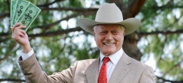 """Larry Hagman: Feu la star de """"Dallas"""", s'était fait payer en liquide par le dictateur roumain, Nicolae Ceausescu !"""