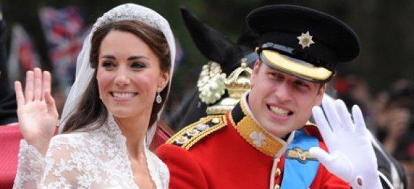Officiel: Le prince William et son épouse Kate attendent un enfant