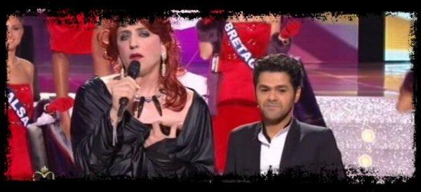 ( Vidéo) Découvrez Jamel Debbouze et Gad Elmaleh interrompant la cérémonie des Miss France sur TF1