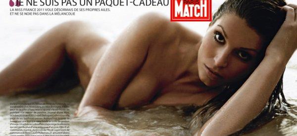 Laury Thilleman: Miss France 2011, était persona non grata, hier soir à la cérémonie des Miss
