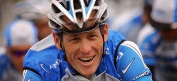 Lance Amstrong :  Le champion déchu  de ses sept victoires dans le Tour de France, n'a pas fait appel