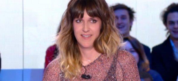 Daphné Burki : Elle annonce en pleins direct qu'elle est enceinte