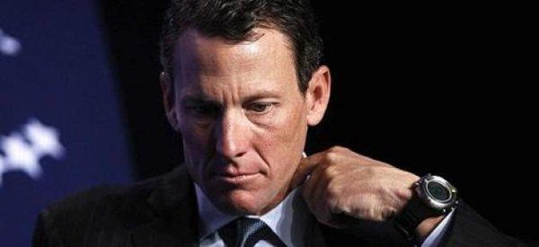 Lance Armstrong : Il fond en larmes en avouant à Oprah Winfrey qu'il s'est dopé pendant des années