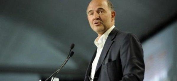 """Clash-Politique/ Pierre Moscovici : Il accuse de """"petitesse"""" Jean-François Copé"""