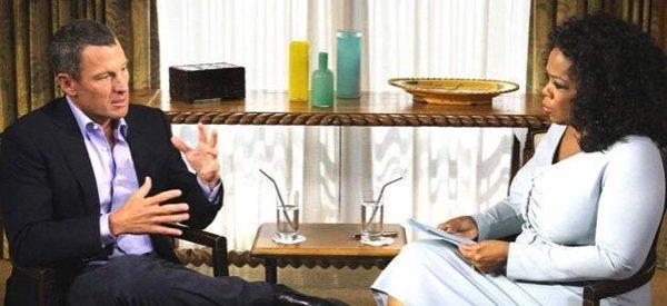 Lance Armstrong : Il aurait -encore- menti lors de son tête à tête avec Oprah Winfrey