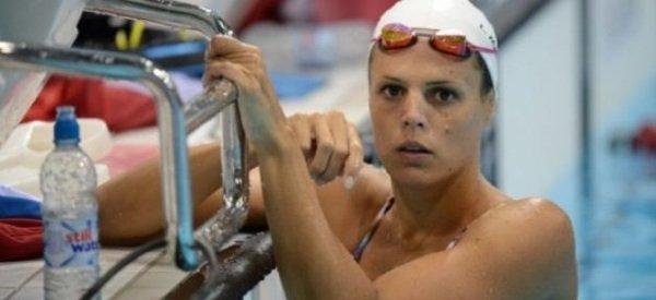 Laure Manaudou: Enceinte de 3 mois, confirme qu'elle arrête définitivement sa carrière de nageuse