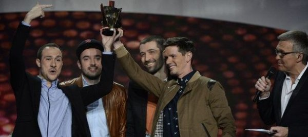 Victoires de la musique 2013: Retrouvez le palmarès complet