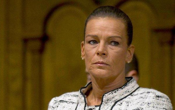 - Photos-Stéphanie de Monaco: Avec ou sans maquillage elle ...