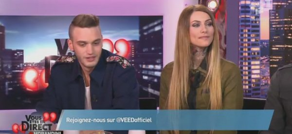Secret Story 6: Julien & Fanny victimes d'un accident de la route hier en se rendant sur