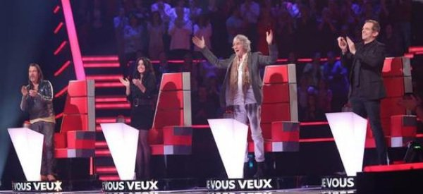 The Voice: Carton d'audience avec  39,3% de parts de marché