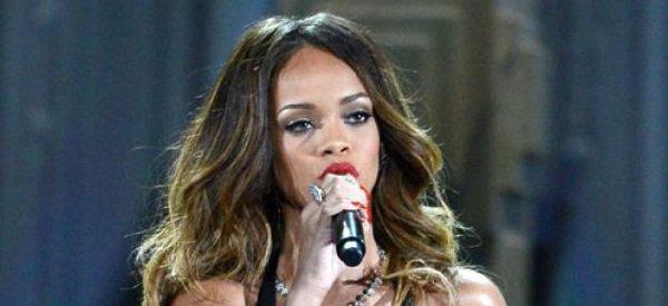 Rihanna: Souffrant d'une laryngite, la star a annulé son concert hier soir à Boston