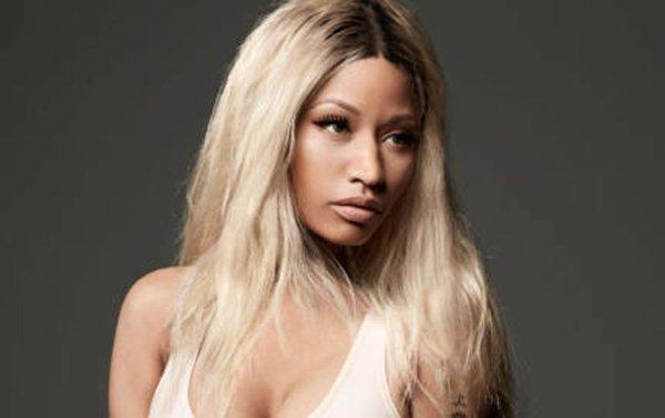 """Nikky Minaj: Découvrez la au naturel pour le """"Elle"""" USA"""