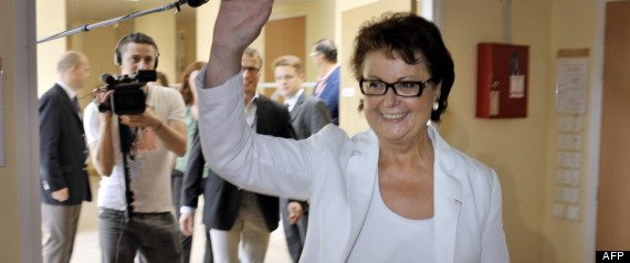 Christin Boutin: Twitter se moque de sa question sur François Hollande et le mariage gay