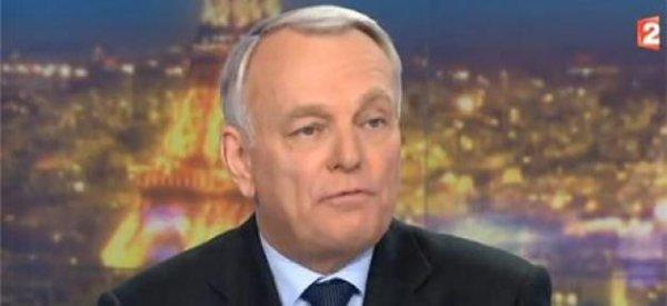 Jean-Marc Ayrault: Il demande à Jérôme Cahuzac de ne plus exercer de responsabilité politique