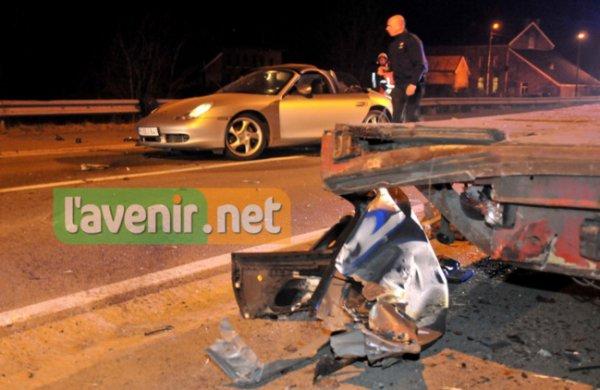 - Photos-  Christopher Bieber: Le sosie de Justin Bieber, victime d'un grave accident de la route