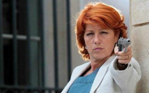 """Véronique Genest: TF1 met un terme à sa série """" Julie Lescault"""""""