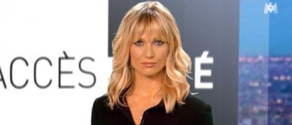 """Sandrine Corman: Faute d'audience, M6 déprogrammé l'émission """"Accès Privé"""""""