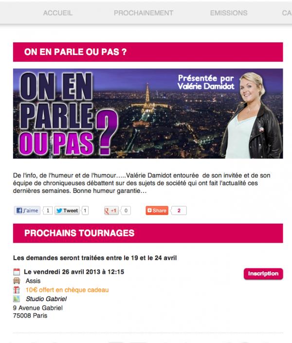 Valérie Damidot: Elle  va tourner une nouvelle émission pour M6