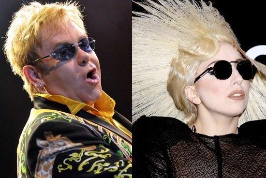 Lady Gaga: Elle sera la marraine du second fils d'Elton John