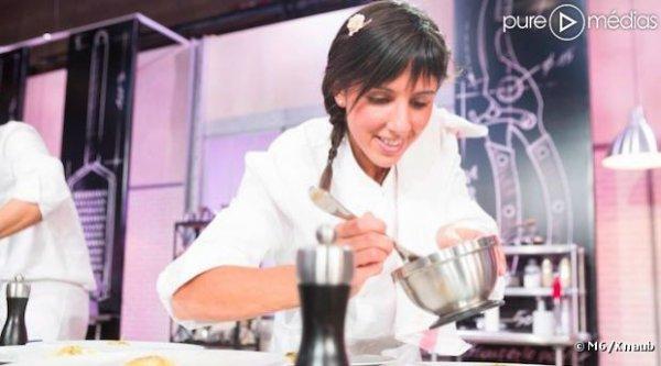 Naoëlle d'Hainaut: La gagnant de Top Chef 2013 bientôt dans une pub pour Coca-Cola