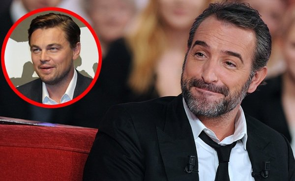 """Leonardo DiCaprio: Il se déclare """" épaté"""" par le talent de Jean Dujardin"""