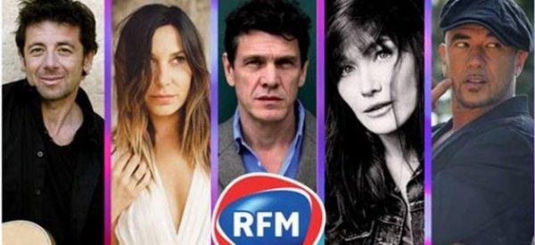 RFM: La radio organise un concert évènement le 10 juin à l'occasion de ses 32 ans!