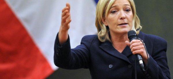 Marine Le Pen: Elle a été victime d'un accident. Elle souffre d'un fracture de la colonne vertébrale
