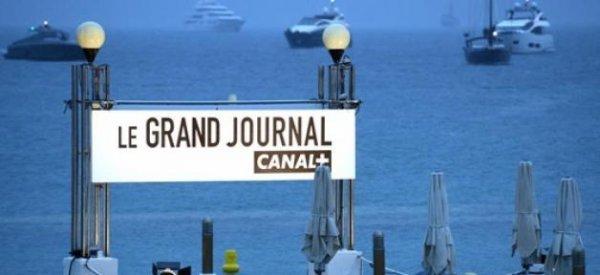 Canal+ : La chaine a dû d'annuler le direct du Grand Journal à Cannes ce soir en raison des pluies diluviennes