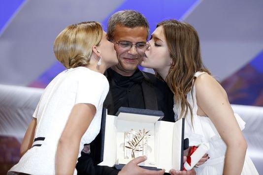 """Cannes 2013 : Spielberg et ses jurés osent """"La Vie d'Adèle"""""""