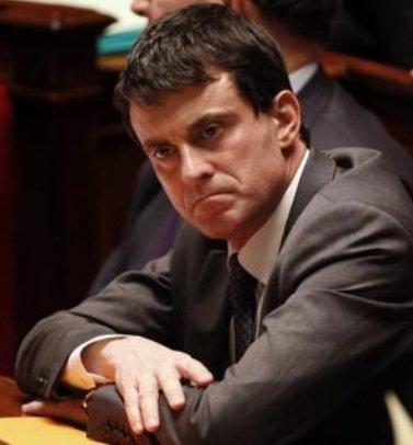 """Manuel Valls: """" J'ai toujours pensé que j'avais la capacité d'assumer les plus hautes responsabilités de mon pays """""""