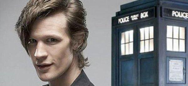 """Matt Smith : La BBC annonce que son héros quitte la série """"Doctor Who"""""""
