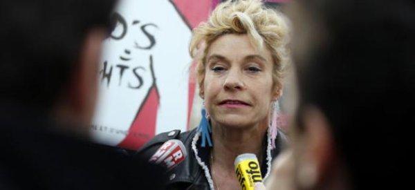 """Frigide Barjot: """"Pierre Bergé est un irresponsable! Je porte plainte pour diffamation"""""""