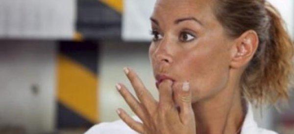 Ingrid Chauvin: L'actrice  annonce être enceinte de son premier enfant