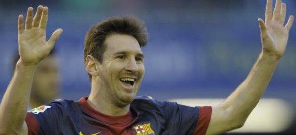 Lionel Messi : Une procédure lancée pour fraude fiscale contre le footballeur argentin du FC Barcelone