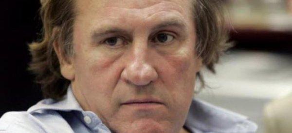 """Gérard Depardieu: """"Je paye trop d'impôts en France (...) Je vais demander le passeport de l'Algérie"""""""