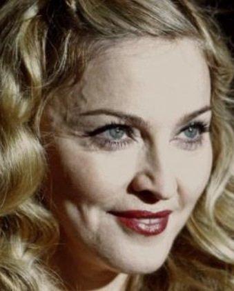 """Madonna : """"La plupart du temps, je pleurais avant mes concerts"""""""