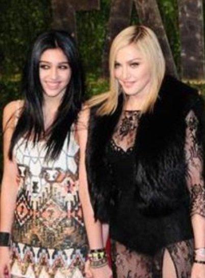 """Madonna: """" Depuis que j'ai acheté un iPhone à ma fille, elle n'a plus le temps de me parler ! """""""