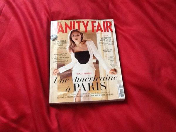 Vanity Fair: L'édition française débarque aujourd'hui dans les kiosques français !