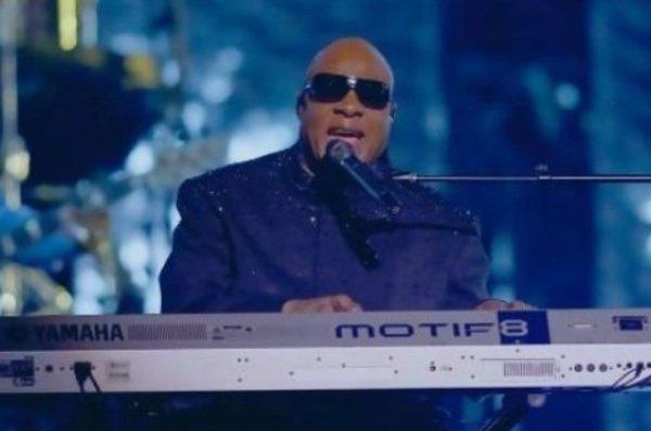 """Stevie Wonder: Il  envisage un gospel en arabe pour chanter """"la parole de Dieu"""""""