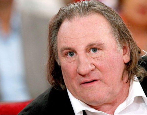 """Gérard Depardieu: """" La justice a détruit mon fils Guillaume"""""""