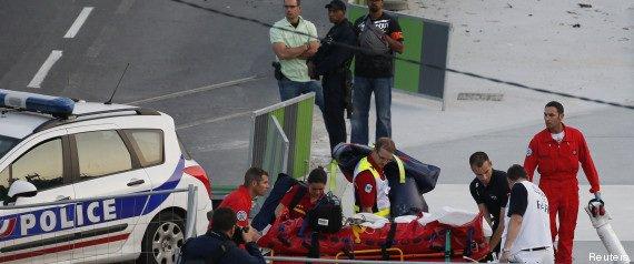"""Brétigny-sur-Orge: déraillement d'un train, de """"nombreuses victimes"""" !"""