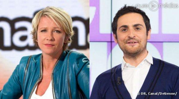 Ariane Massenet et Camille Combal: Ils vont présenter le pré acces de D8 du lundi au vendredi produit par... Cyril Hanouna