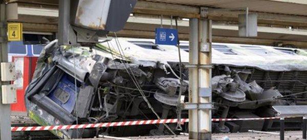 Brétigny-sur-Orge: Le tweet mystérieux qui annonçait le déraillement  5 jours avant !