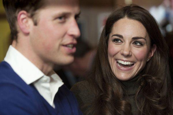 Royal baby : Kate a accouché, c'est un garçon